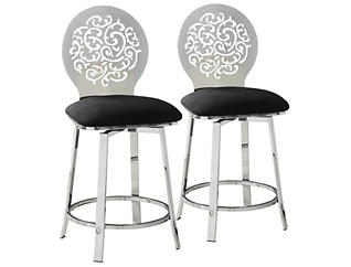 Ivy III Counter Stool Set of 2, , large