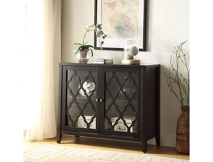 Ceara Black Cabinet, , large