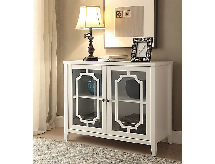 Ceara White Cabinet, , large