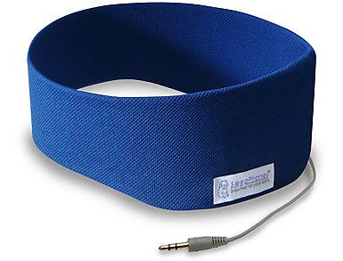 AcousticSheep Classic Blue Large SleepPhones, , large