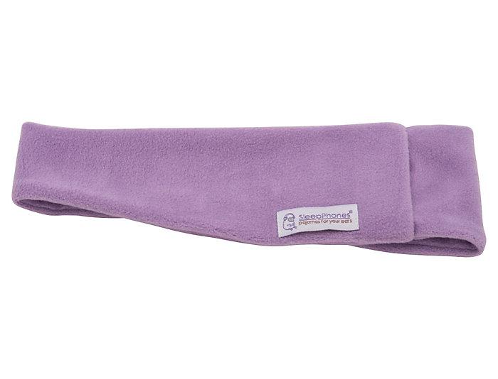 Medium Lavender Wireless SleepPhones, , large