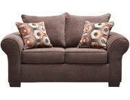 shop Felix-Chocolate-Loveseat