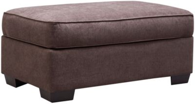 Felix Ottoman, Chocolate, Brown, swatch