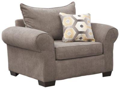 Felix Chair, Platinum, swatch