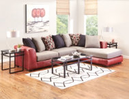 shop Idol-Red-7PC-Room-Package