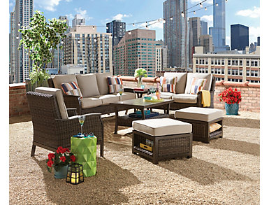 Trenton Seating Collection, , large