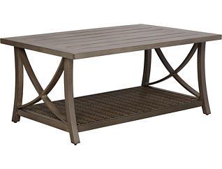 Davenport Sand Coffee Table, , large
