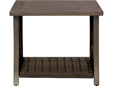 Davenport Sand End Table Large