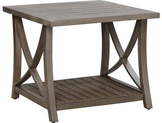 Davenport Sand End Table, , large