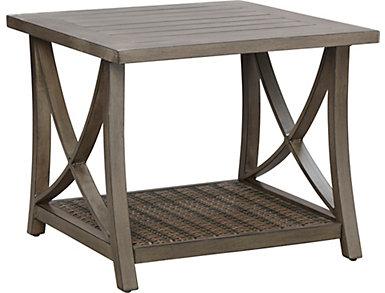 Davenport Sand End Table, , large