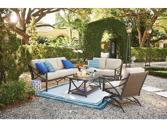Enjoyable Davenport Sand Sofa Art Van Home Customarchery Wood Chair Design Ideas Customarcherynet