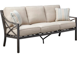 Davenport Sand Sofa, , large