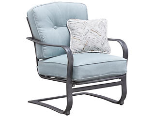 Melbourne Spring Chair, Grey, , large