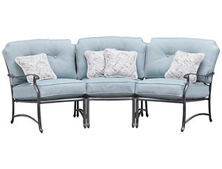 Melbourne 3pc Sectional, , large
