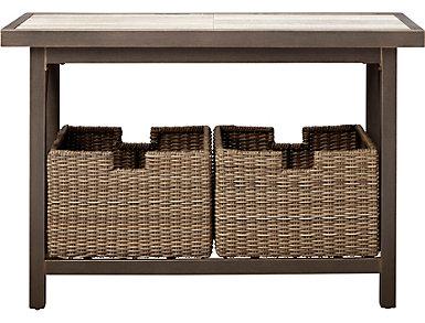 Oakgrove Sofa Table, , large