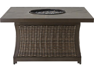Trenton Fireplace, , large