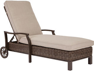 Trenton Chaise Lounge, Taupe, , large