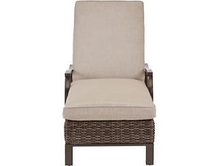 Trenton Chaise Lounge, , large