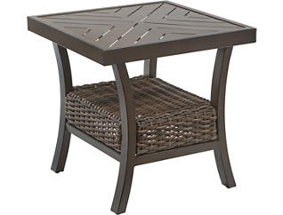 Trenton Square End Table, , large
