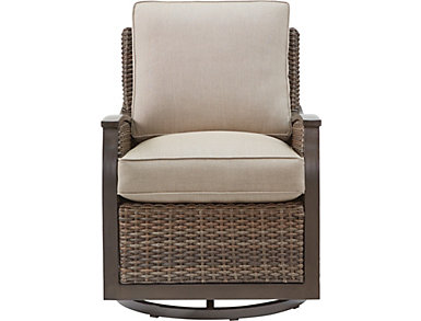 Trenton Swivel Lounge Chair, , large