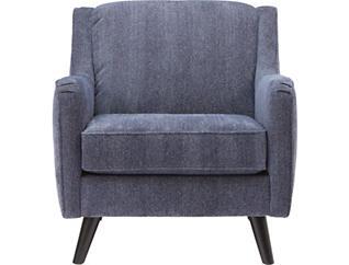 Vista Denim Chair, , large