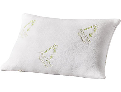 Memory Foam Cluster Fill Pillow, , large