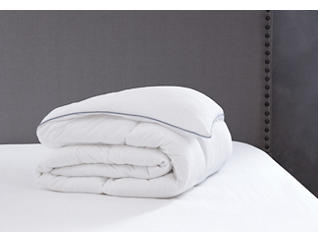 Down Alt Comforter K-White, , large