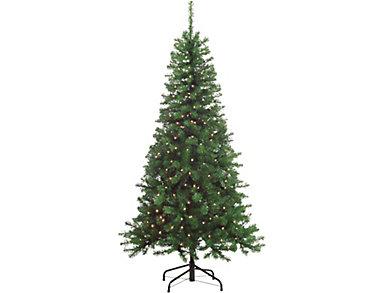 6.5  Pre-lit Splendor Pine, , large