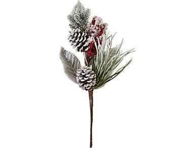 Snowed Berry/Pine Spray, , large