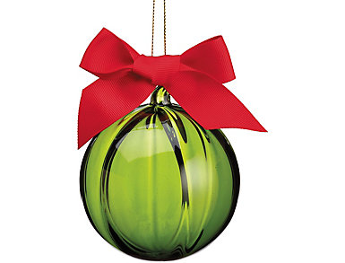 """3.5"""" Glass Ball Ornament, , large"""