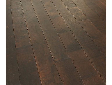 Covelo Canyon Wire Brushed Charred Cask 1/2 X 6 in.                             Engineered Hardwood $6.48 sq. ft ( 35.52 sq. ft / case), , large