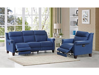 Dolce Power Sofa and Recliner, , large