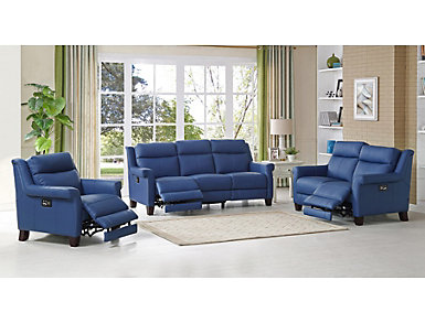 Dolce Sofa Loveseat & Recliner, , large