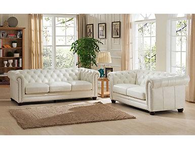 Monaco Sofa & Loveseat Set, , large