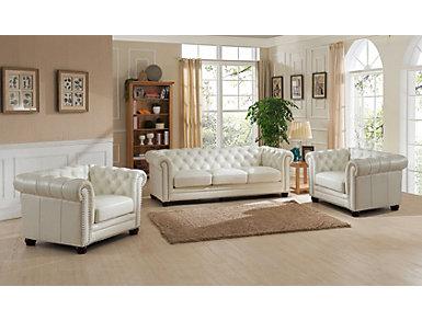 Monaco Sofa & 2 Chairs, , large