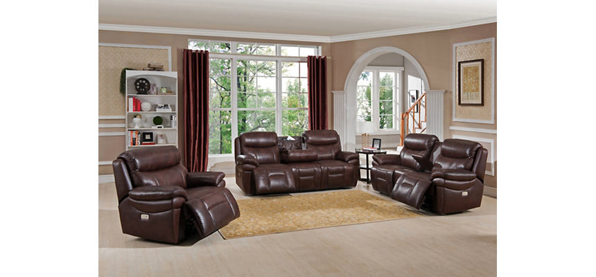 Summerland 3 Piece Sofa Set