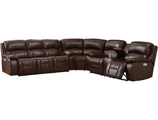 Westminster 4 Piece Sectional, , large