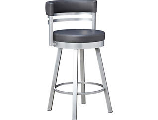 Awe Inspiring Bar Stools Kitchen Counter Stools Art Van Home Gmtry Best Dining Table And Chair Ideas Images Gmtryco