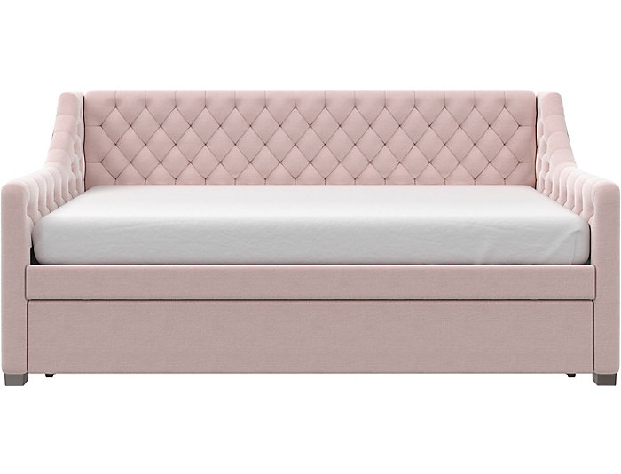 Ambrosia Pink Twin Daybed, , large