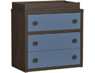 shop Sierra-Blue-Changing-Table