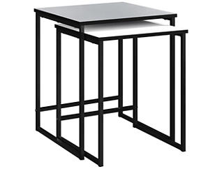 Lola Gray Nesting Tables, , large