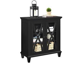 Ellington Black Cabinet, , large