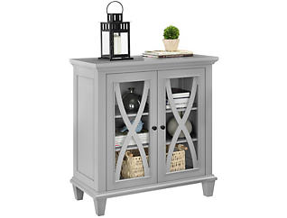 Ellington Grey Cabinet, , large
