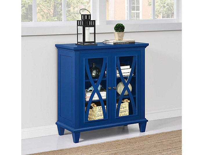 Ellington Blue Cabinet, , large