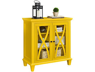 Ellington Yellow Cabinet, , large