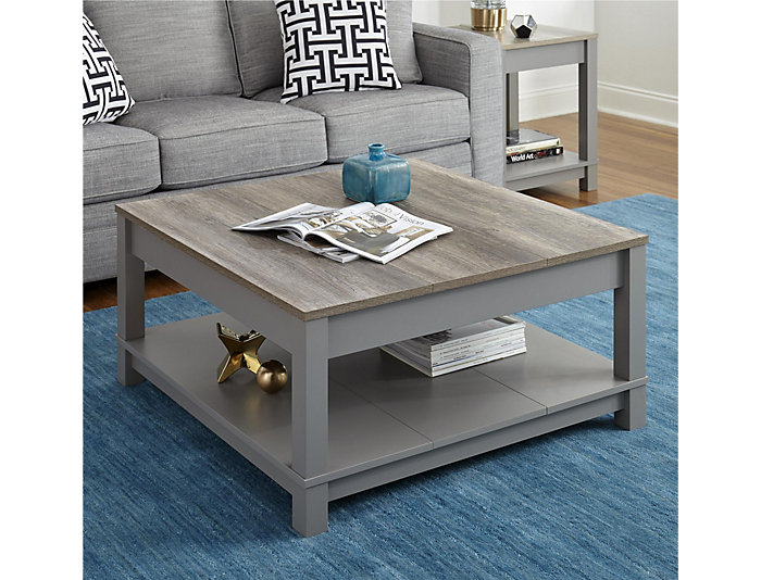 Brody Coffee Table, Grey, , large