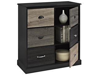 Ivy Black Storage Cabinet