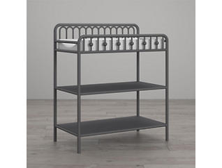 Ivy Gray Changing Table, , large