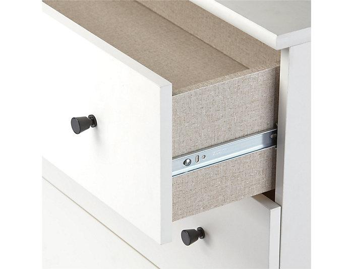 Lark Urban 3-Drawer Dresser, , large