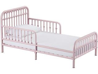 Ivy Pink Toddler Bed, , large